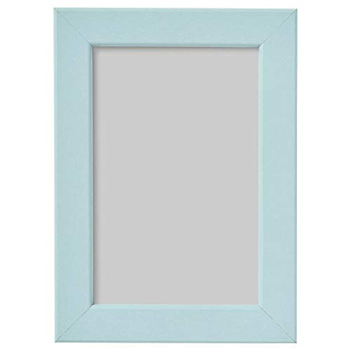IKEA ASIA FISKBO Frame Light Blue 10x15cm