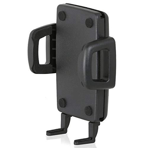 Wicked Chili Maxi Gripper Universal Handy Halter mit Klemmbacken für Geräte von 58-85 mm Breite kompatibel mit 4-Krallen Systemen von HR Herbert Richter, Tahuna, iGrip (Case/Hülle geeignet)
