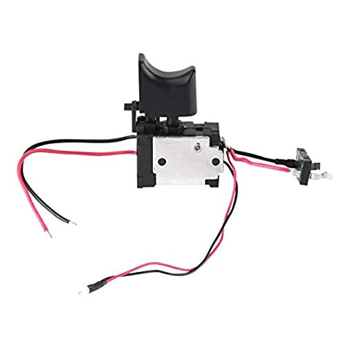 Agger Speed Control Trigger-Einstellschalter Dimmer Lithium-Batterie-Akku-Bohrschrauber-Schalter