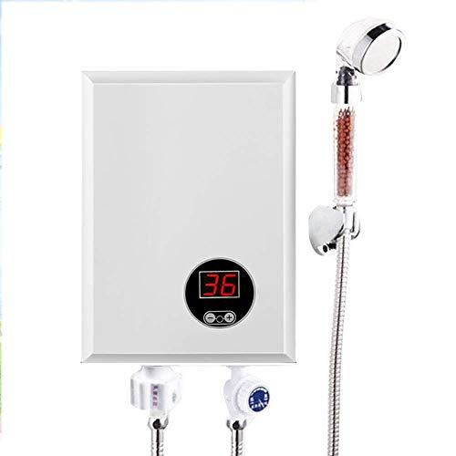 8BAYFA elektrische indicator zonder tank warmwaterbereider digitale verwarming voor energie-efficiëntie