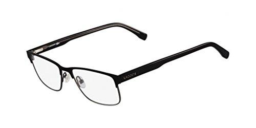 Lacoste Herren L2217 001 54 Brillengestelle, Schwarz (Matte Black)