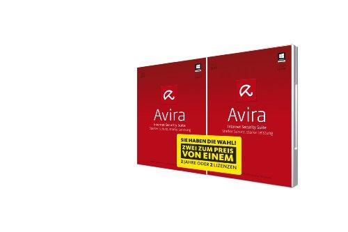 Avira Internet Security Suite 2014 Sonderedition (2 Jahre oder 2 Lizenzen)