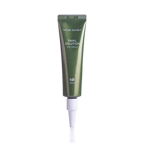 Nature Republic Snail Solution Eye Cream, 30 Gram