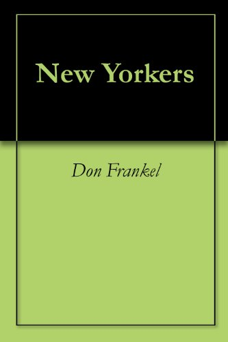 Book: New Yorkers by Don Frankel