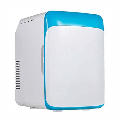 Mini refrigerador de 8L, refrigerador en el automóvil, 18c-65c, 12 / 220V, refrigeración por calefacción 2 en 1 para el hogar al aire libre