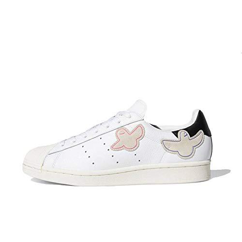 adidas Skateboarding Superstar ADV x Gonz, Footwear White-core Black-Chalk White, 5