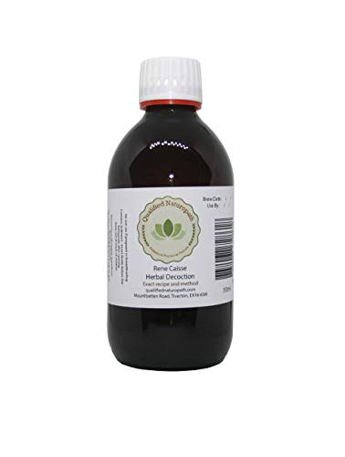 Caisse Original Formula 4 Herb Tea – 350ml in a Glass Bottle