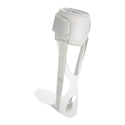 HEALLILY Fuß Orthese Plantarfasziitis Nachtschiene Orthopädische Fußbandage Fußgelenkstütze Fußschiene Knöchelbandage für Fußgewölbe Senkfuß Spreizfuß Plattfüße