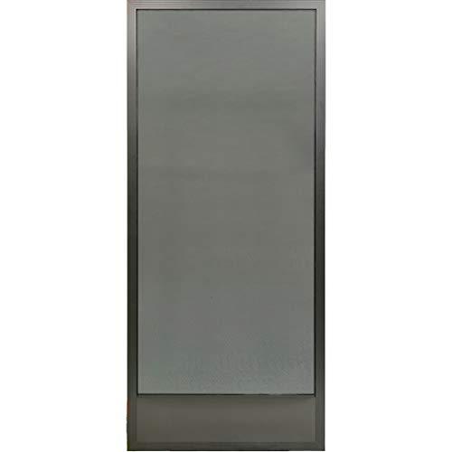 Still Waters Bronze Aluminum Screen Door (80x36)