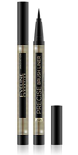 EVELINE PRECISE Brush Liner, Deep Black