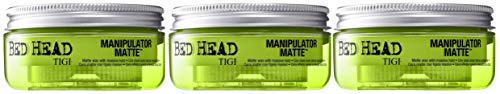 3 er Pack TIGI Bed Head Manipulator Matte 57,5g