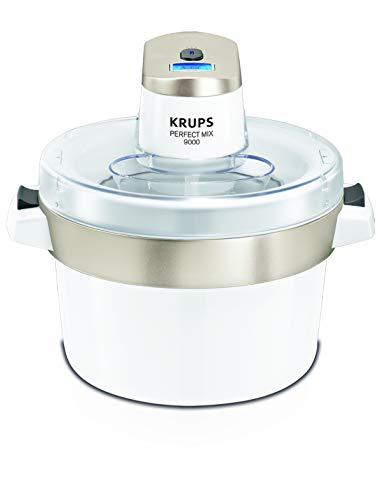 Krups GVS241 Sorbetière 1L Blanc/Métal