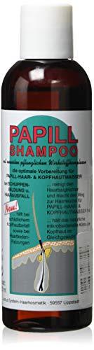 Papill Hair and Scalp Shampoo, 200 ml