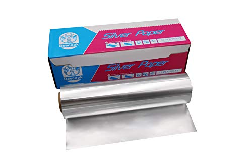 Ultra-Thick Aluminum Foil Roll, 12 inches by 500 Feet (1-Box),Best Kitchen Nonstick Wraps & Baking Grilling Need