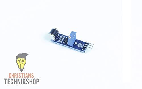 801S Vibrationssensor   Modul mit Schock- & Vibrationssensor   Shocks und Erschütterung messen   für Arduino