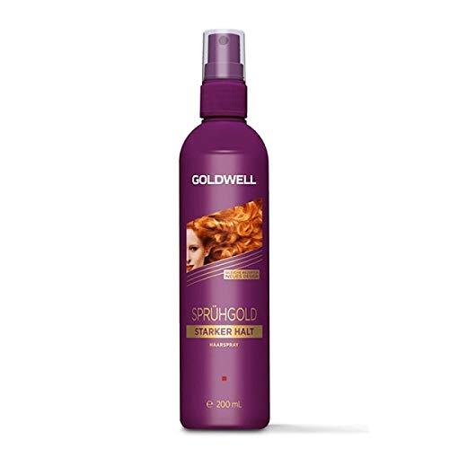 Goldwell Sprühgold Starker Halt Non-Aerosol Pumpspray, 200 ml