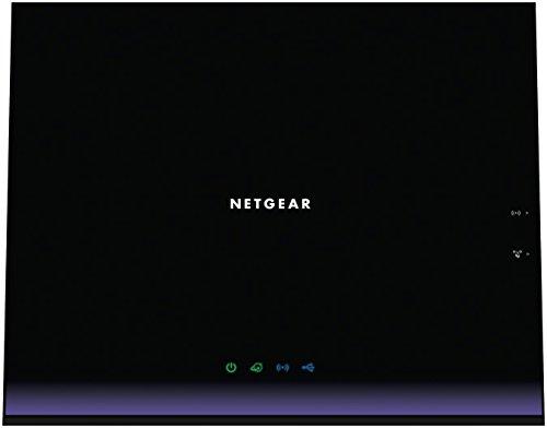 NETGEAR R6250-100PES AC1600 Smart WLAN Dual Band Gigabit Router (USB 3.0, Beamforming+) schwarz
