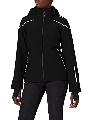 CMP Nero - Chaqueta de esquí para mujer, talla 42