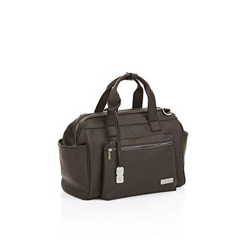 ABC DESIGN Le sac à langer Style modèle 2018 sac à langer, dark brown