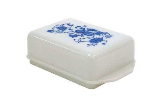 Butterdose KS 15.5 cm Zwiebeldekor