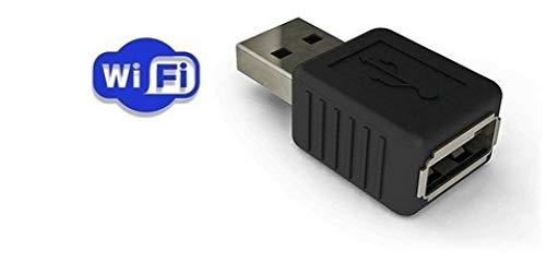 AirDrive Keylogger - Hardware USB Keylogger mit WiFi-Technologie und 16MB Speicher