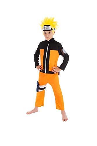 Chaks Disfraz Naruto niño 11 a 12 años