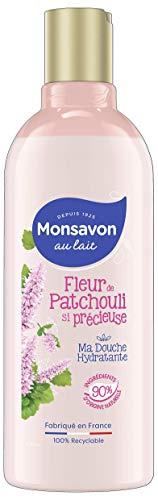 Monsavon Duschgel Fleur de Patchouli SI Précieuse 300 ml – 4 Stück