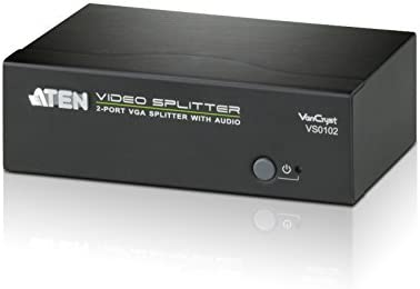 ATEN Technologies VS0102 Max 57% OFF 2PORT VGA HDB15 Switch Special price Stereo