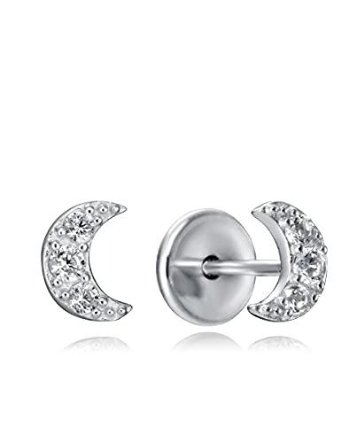 Pendientes Viceroy Jewels 9100E000-38 Luna Bebé