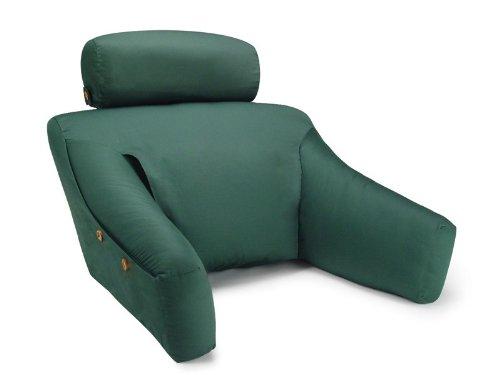 BedLounge (Regular Size, 100% Cotton Cover, Black Color: The...