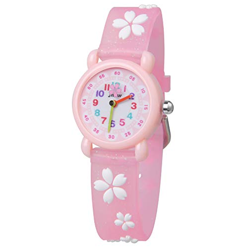 Vicloon Reloj de Infantil, Reloj de Pulsera Analógico para Niños Niña, Pulsera...