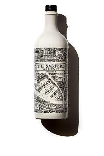 Salford Original Spiced Rum, 70 cl