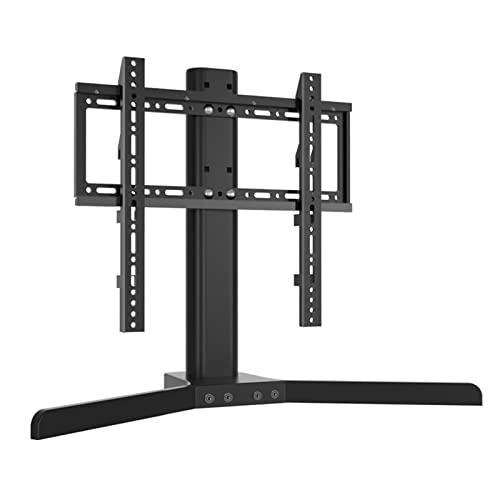 YYBD Soporte TV de Pie Universal Altura Ajustable de 37-65 Pulgadas LED/LCD/Plasma/Curva/Plana Soporte para TV Sobremesa Universal máximo VESA 400x400 mm