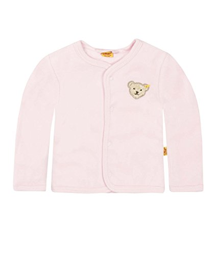 Steiff Collection Steiff Unisex - Baby Classics Nicky Jacke 0002887, Gr. 62, Rosa (barely pink 2560)
