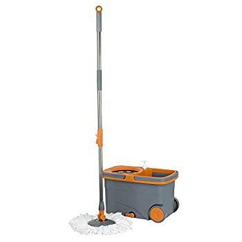 Casabella Spin Cycle Mop and Bucket Review
