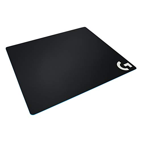 LOGICOOL Brand g640r Large Cloth Gaming Mouse Pads