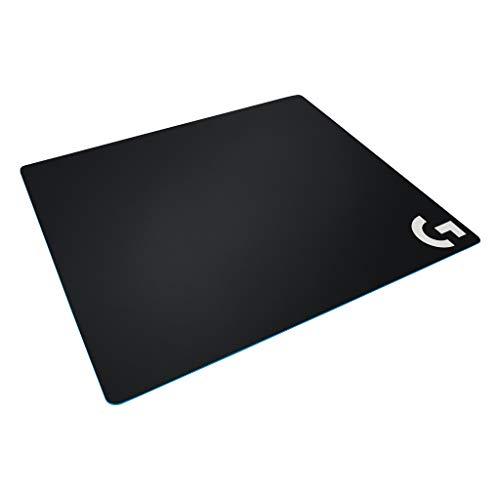 Logicool G ゲーミングマウスパット G640r クロス表面 大型サ...