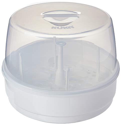 Esterilizador de Mamadeiras para Micro-Ondas, Kuka, Branco