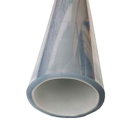 JPVGIA 3 Schichten glänzend PPF Klarer Schutz Vinylfilm für Fahrzeugfarbe Scratch Shield Auto Aufkleber Motorrad Laptop Skateboard Wraps (Color : PPF Protection Vinyl, Size : 30cmx600cm)