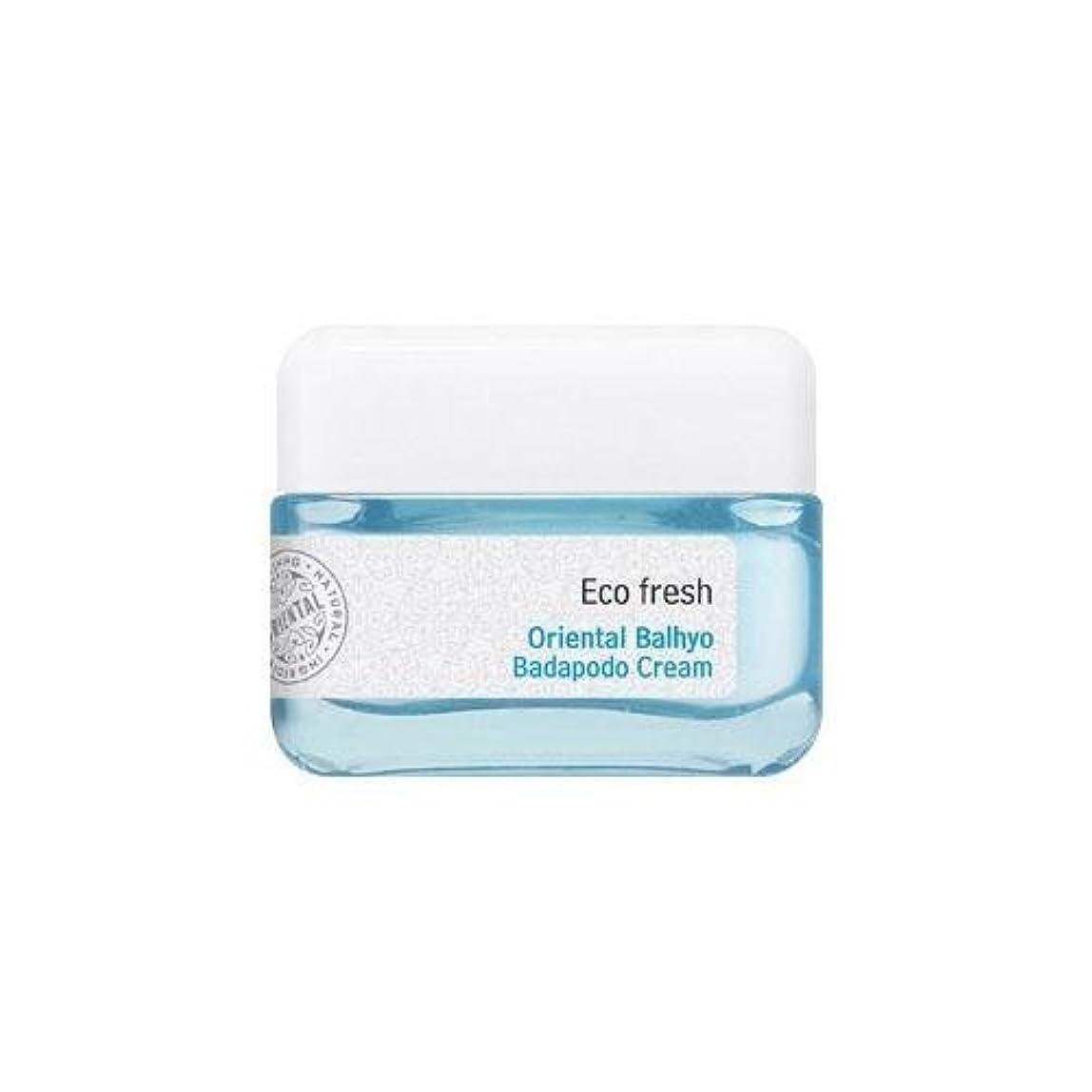 広まった行進脱臼するAPIEU Eco Fresh Oriental Balhyo Badapodo Cream/ Made in Korea
