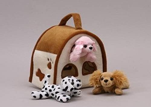 Dog Finger Puppet Play House 8 by Unipak
