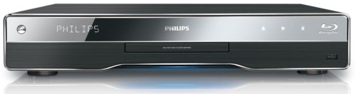 Philips BDP9500 Blu Ray Player  (HDMI, Upscaler 1080p, DivX Ultra-zertifiziert, USB 2.0) schwarz