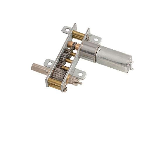 X-DREE Reparatur von elektrischem Hochleistung Getriebemotor des Teils 13GB wesentlich DC 12V 120RPM gut gemacht 100mA(159-ed-18-411)