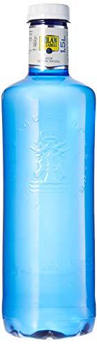 Solán De Cabras Agua Mineral Natural - Pack de 6 x 1,5 l -
