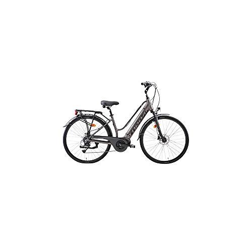 Motodak - Bicicletta elettrica Torpado Altea 8 V Max Drive In, 36 V, 14 Ah, t.44