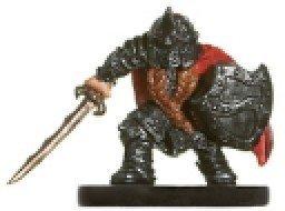 D & D Minis: Dwarf Mercenary # 31 - Angelfire