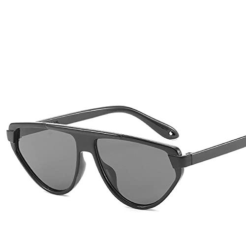 FJCY Moda triángulo Ojo de Gato TF Gafas de Sol para Mujer Marca Retro de Lujo Ojo de Gato Gafas de Sol para Mujer Retro-6-Jh18001-C1