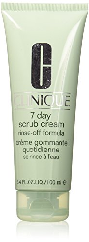 Clinique Exfoliators and Masks 7 Tage Peeling Creme Rinse-Off Formel 100ml