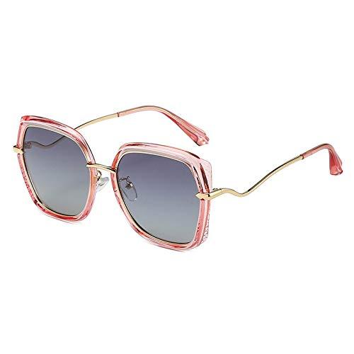 Gafas de Sol Sunglasses Gafas De Sol De Mariposa De Moda Lady Women Pink Diamond Trendy Retro Gafas De Sol Polarizadas C4