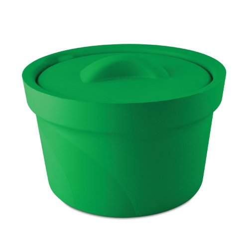 Bel-Art Magic Touch 2 High Performance groene ijsemmer; 2,5 liter, met deksel (M16807-2004)
